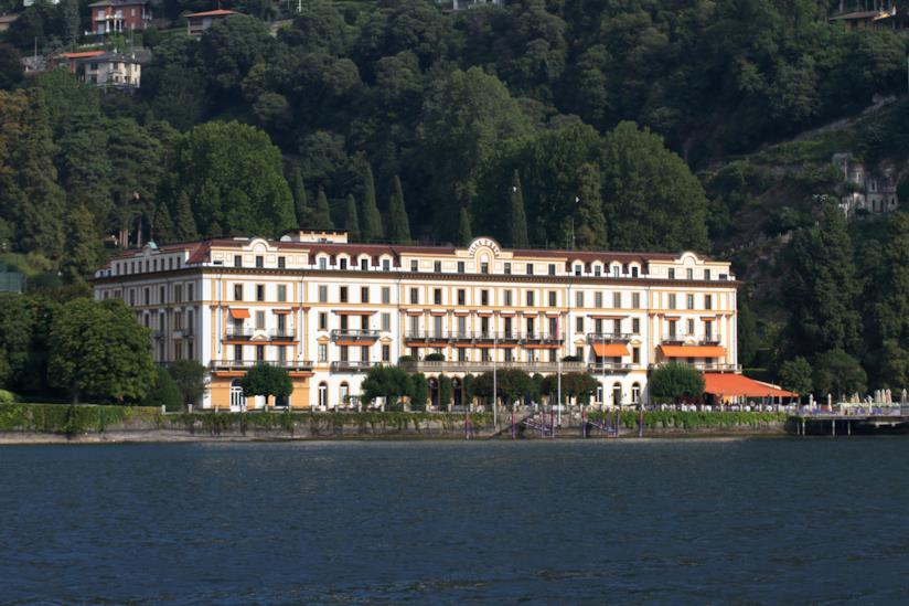 Villa D'Este, Cernobbio.