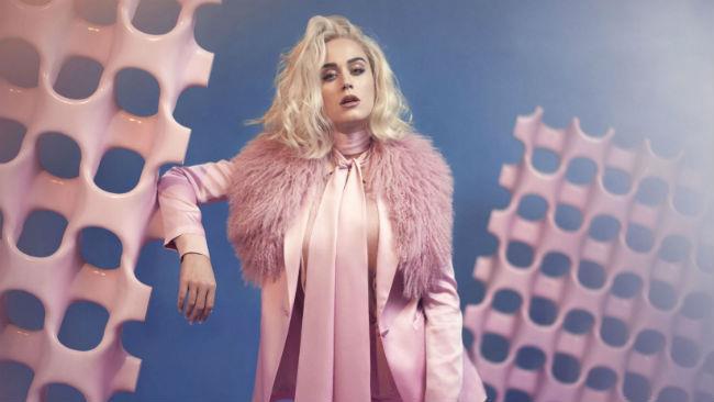 Katy Perry ha pubblicato il 9 giugno l'album Witness