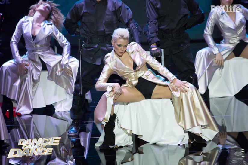 Giulia Provvedi a Dance Dance Dance