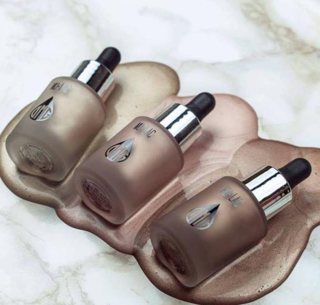 Illuminanti OMG di Mulac Cosmetics