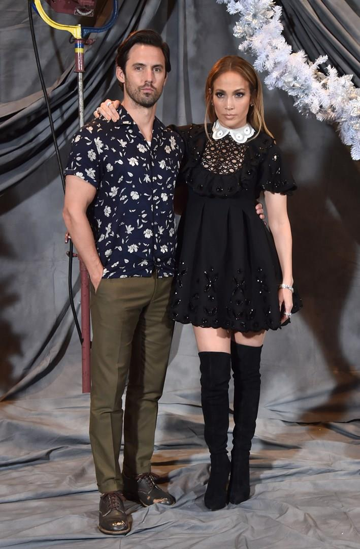 Milo Ventimiglia e Jennifer Lopez