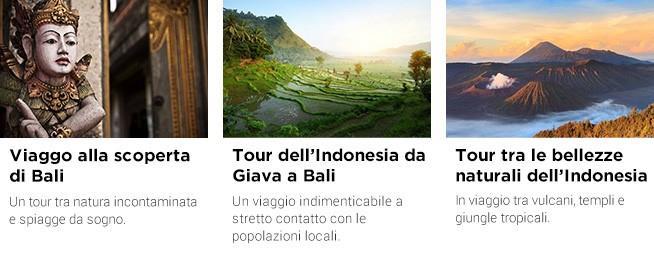 Migliori offerte per viaggi in Indonesia
