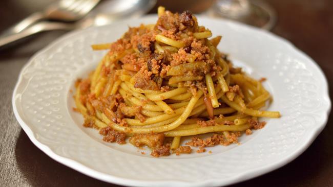 Pasta con i broccoli alla siciliana