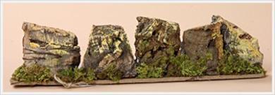 Montagne in Sughero 24 x 4 x 6 cm