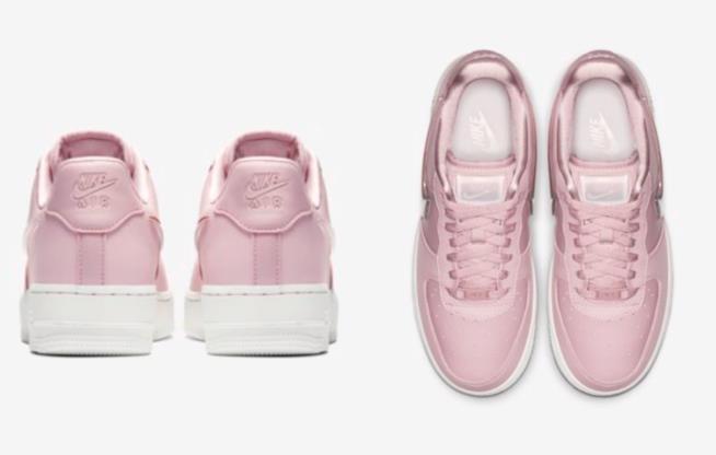 La sneaker Nike Air Force Premium Pink