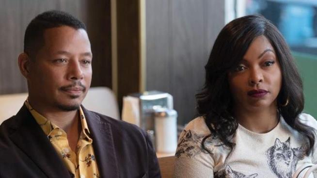 Lucious e Cookie in un'immagine dalla quinta stagione di Empire