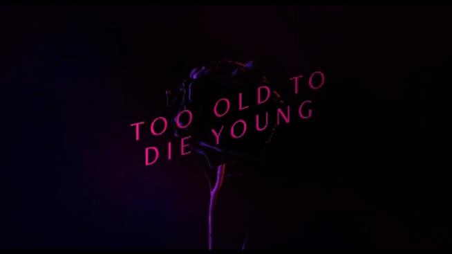 Too Old To Die Young un'immagine dal trailer