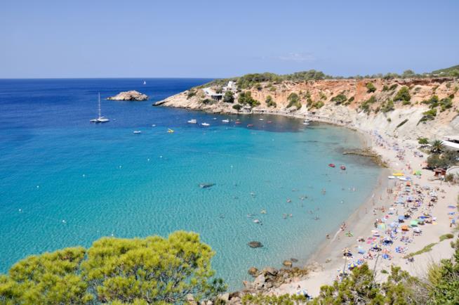 Cala d'Hort, Ibiza, Baleari
