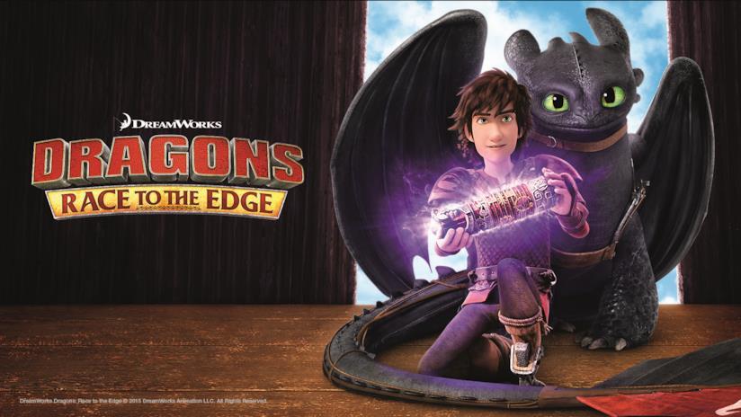 Dragon Trainer la serie animata oltre i film