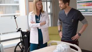 I primi minuti dell'episodio 20 di The Resident 2