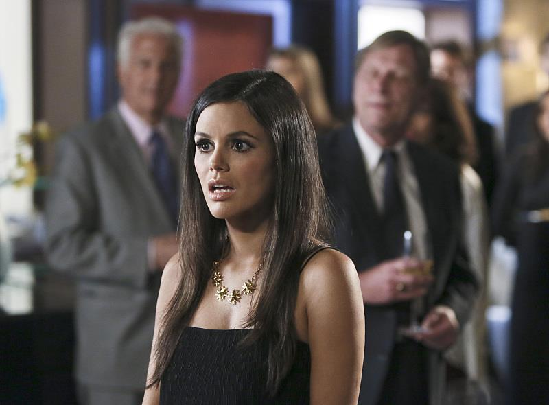 Rachel Bilson è Zoe Hart in Hart of Dixie