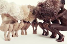 La nuova campagna Louboutin Nudes