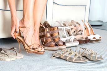 Modelli sandali donna per l'estate 2018