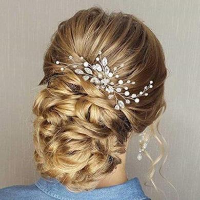Fermagli per capelli da sposa