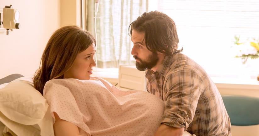 Rebecca e Jack di This is Us aspettano tre gemelli