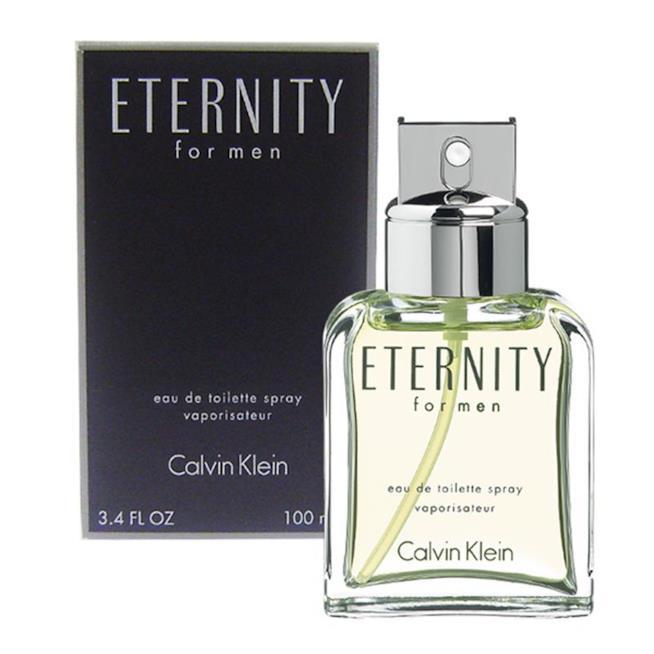 Eternity di Calvin Klein