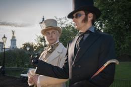 Good Omens: David Tennant e Michael Sheen sono irresistibili nel trailer della serie di Neil Gaiman
