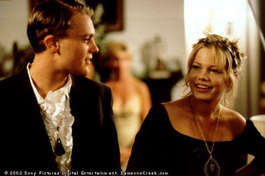 Jen e Henry - Dawson's Creek