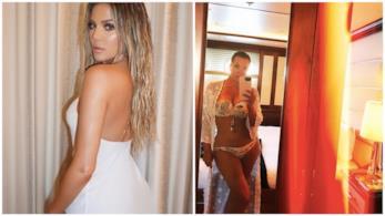 Lo scatto di Kris Jenner in bikini