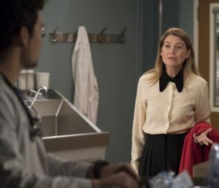 Grey's Anatomy 15, I primi minuti dell'episodio 17