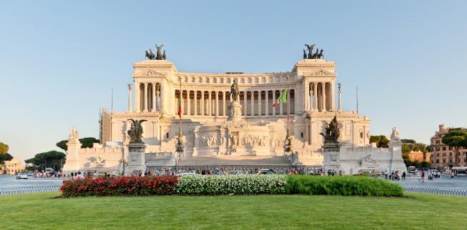 Il Vittoriano di Roma