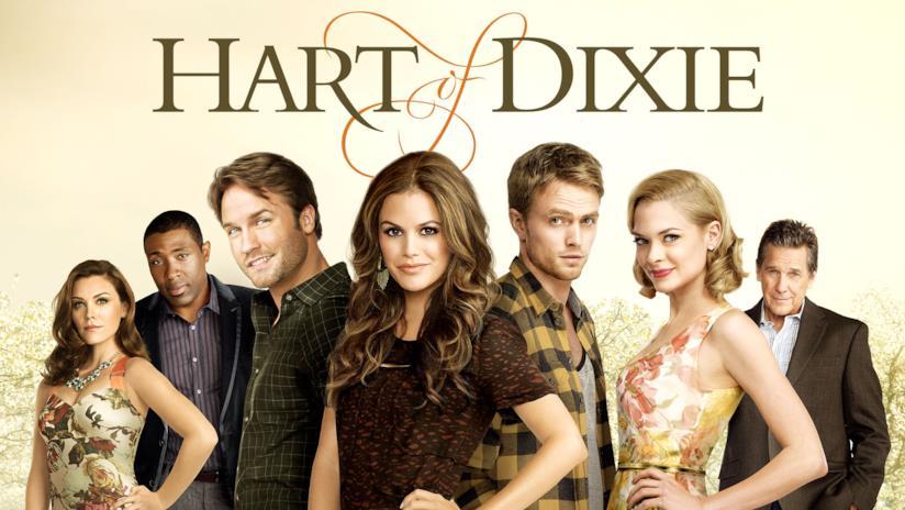La copertina di Hart of Dixie