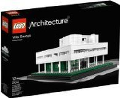LEGO Architecture - Villa Savoye