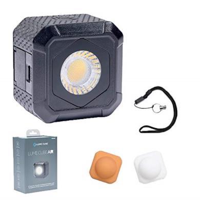 Lume cubo aria illuminazione LED mini per Smartphone, Fotocamera, drone e GoPro
