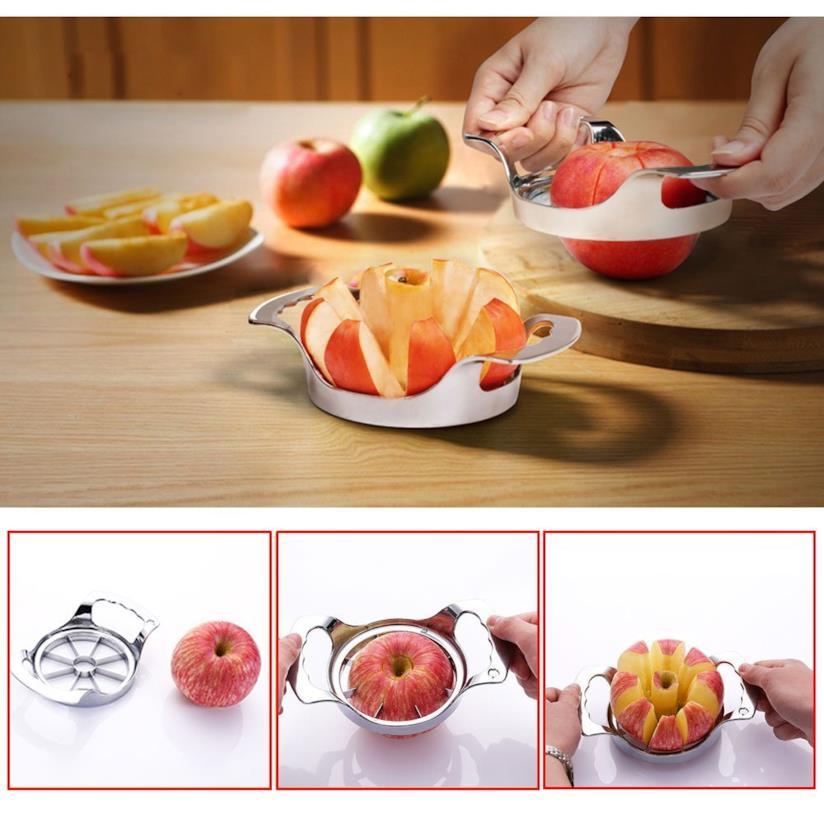 Esempi di come viene usato l'affetta mela