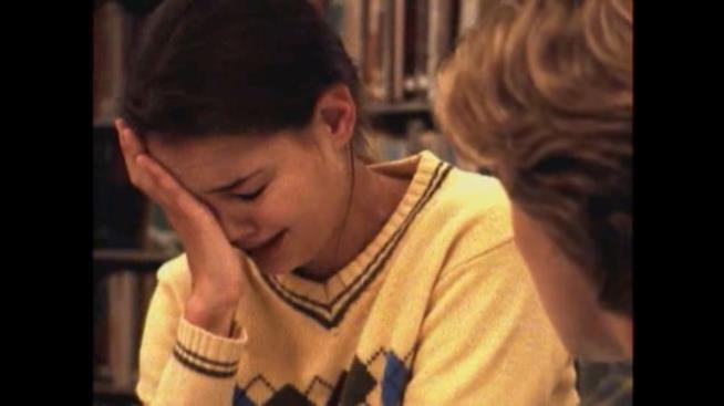Joey e il suo amore non corrisposto per Dawson
