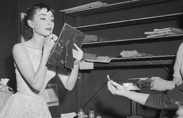 Audrey Hepburn nel 1954