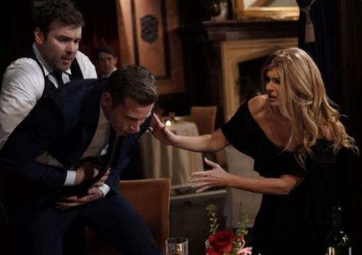 Abby e Buck in una scena dall'episodio di San Valentino di 9-1-1