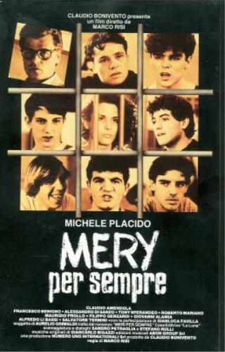 Mery per sempre - poster del film
