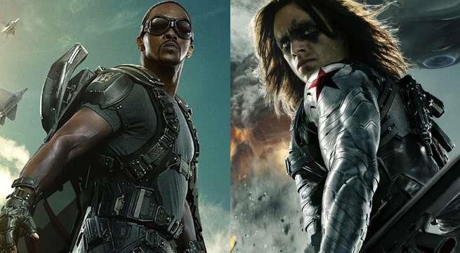 Falcon e Winter Soldier in due immagini promozionali