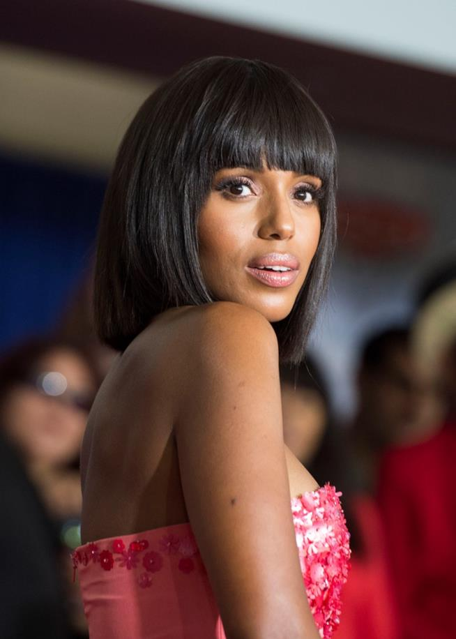Kerry Washington, protagonista di Scandal