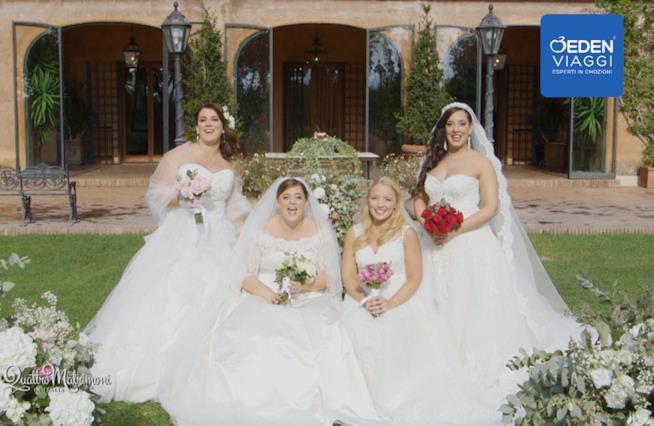 Quattro Matrimoni in Italia: arriva la seconda puntata
