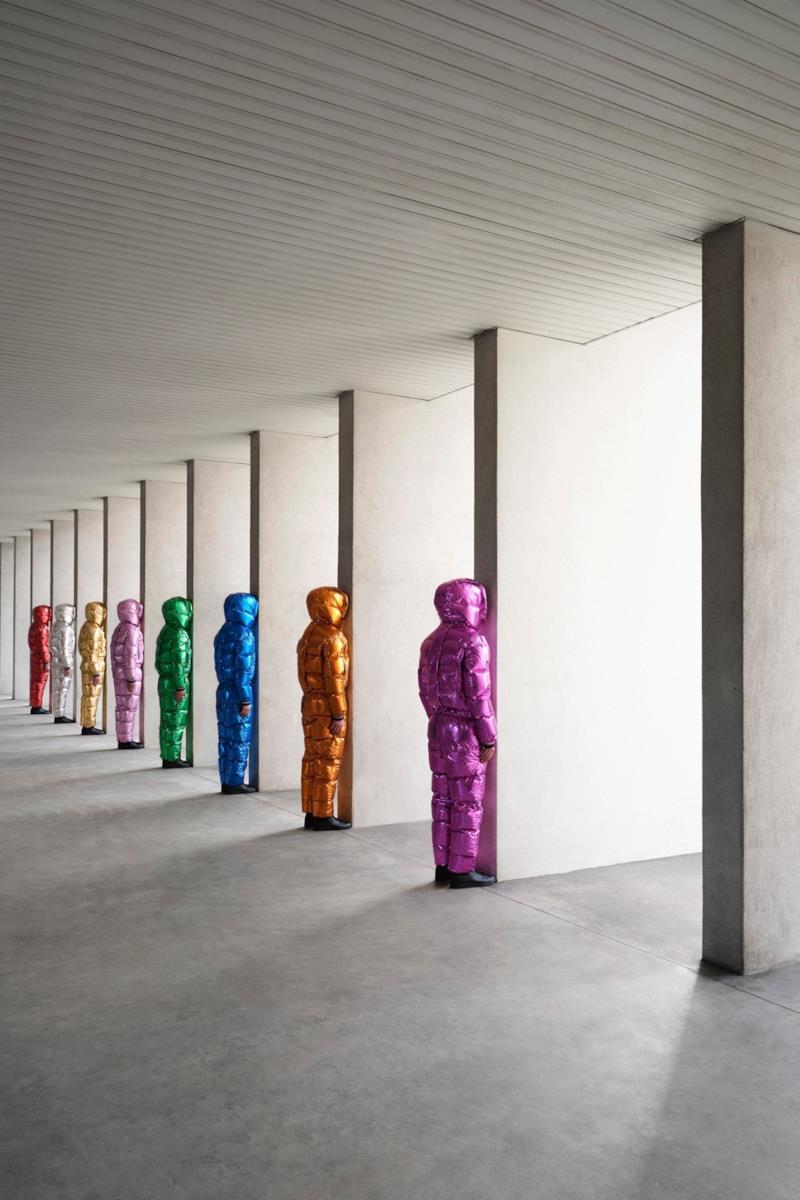 Sfilata MONCLER Collezione Donna Autunno Inverno 19/20 Milano - 116