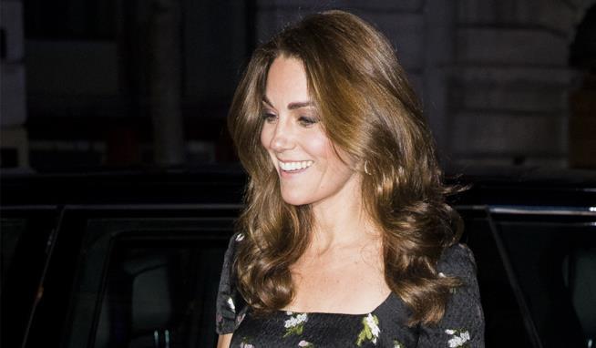 Kate Middleton al National Portrait Gallery Gala