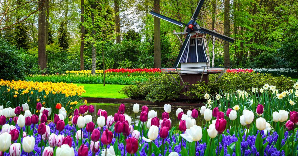 I 10 giardini più belli d'Europa da visitare in primavera