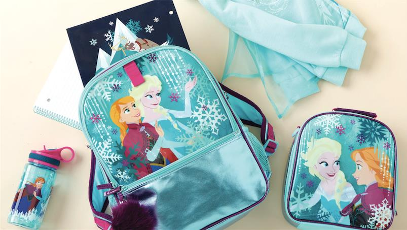 Kit per la scuola Frozen