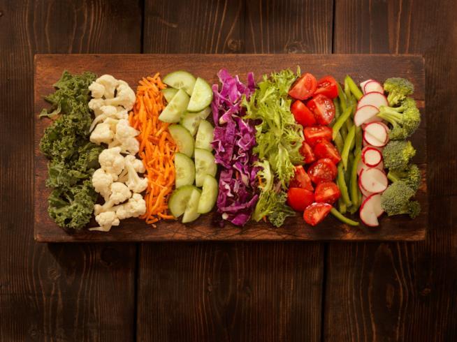 Come tagliare le verdure alla julienne