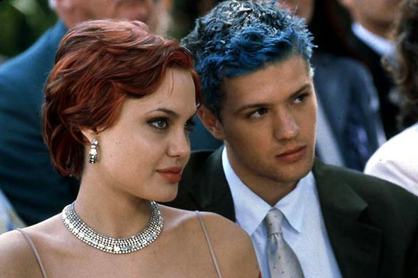 Angelina Jolie e Ryan Philippe in Scherzi del cuore