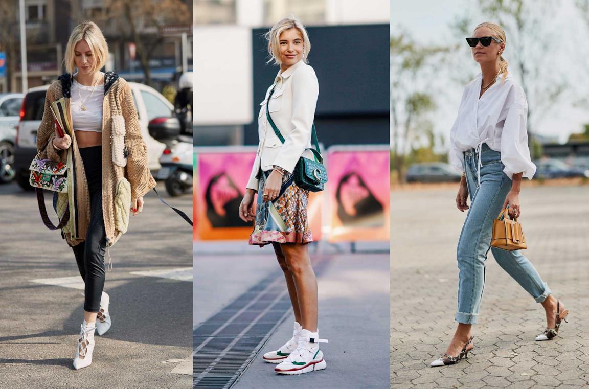 c1f548fbba 50 idee e outfit casual per la moda Primavera 2019