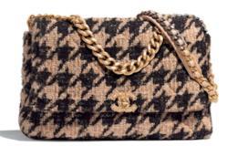 La nuova borsa 19 di Chanel