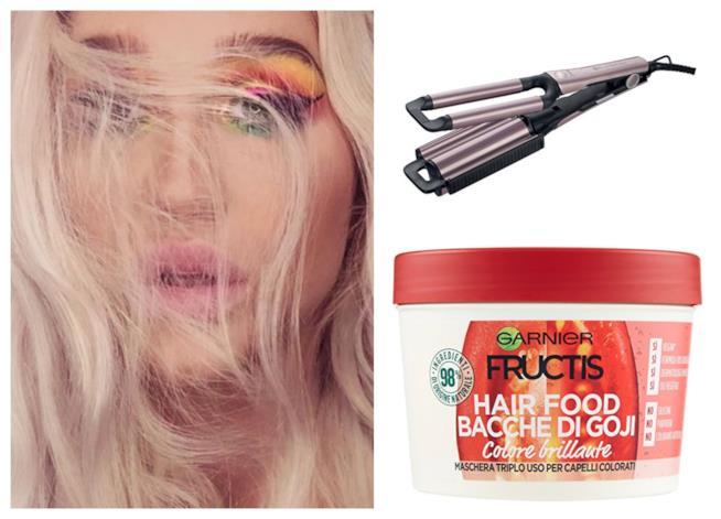 I prodotti per capelli ispirati a Kesha