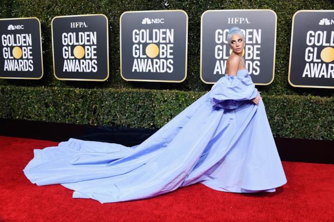 Lady Gaga  ai Golden Globes 2019