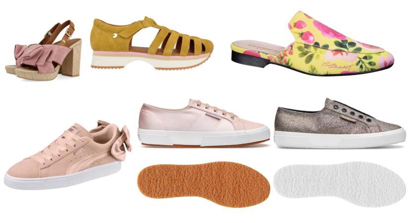 modelli di scarpe da donna