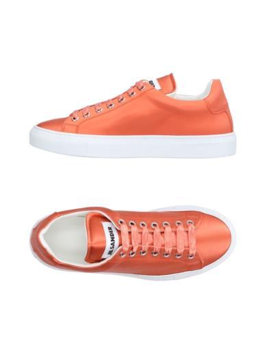 Sneakers color ruggine