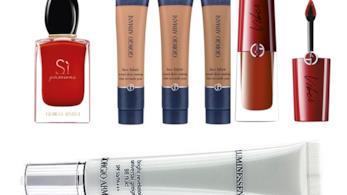 I nuovi prodotti Armani Beauty 2018: basi viso, prodotti labbra e una nuova fragranza