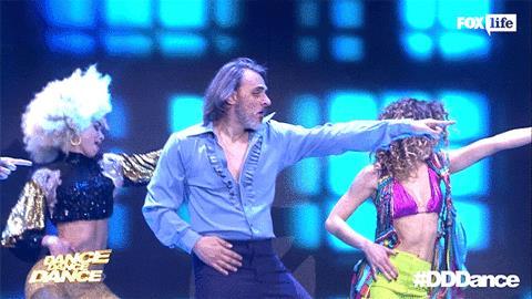Andrea Delogu e Diego Passoni